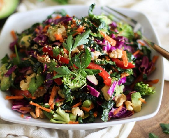 Fight Cancer with this Superfood Salad Recipe