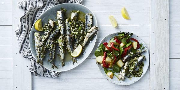 Spectacular Sardine Salad
