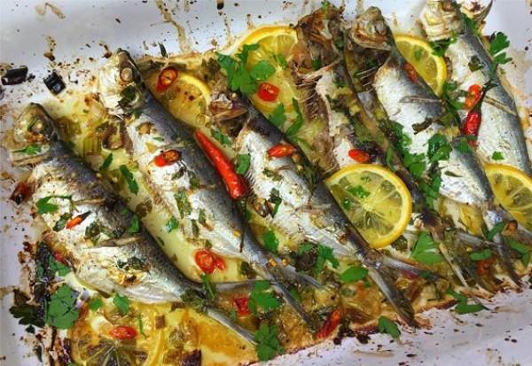benefits of sardines, sardines