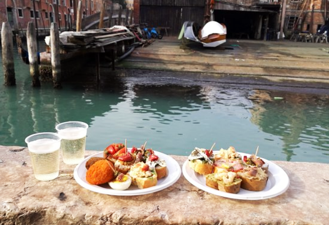 Cicchetti – A Venetian Tradition