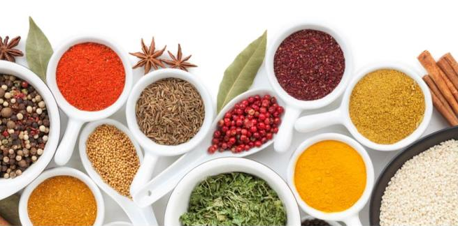 herbs and spices, cooking with herbs and spices