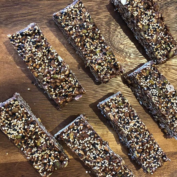 Homemade Protein Bar