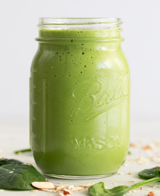 Refreshing and Nutritious Green Smoothie Recipe