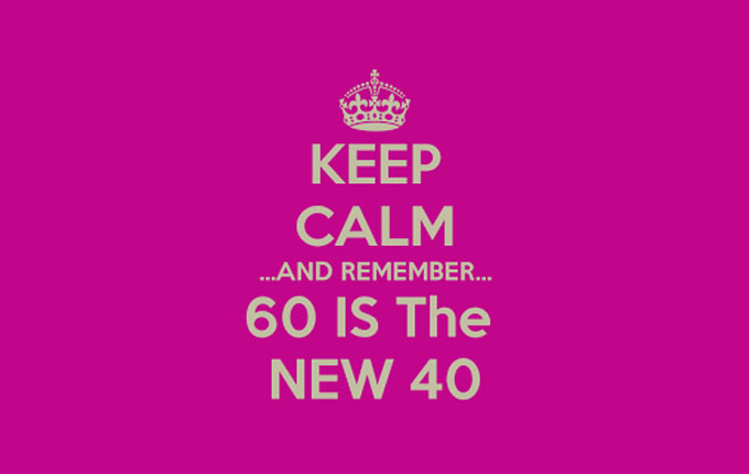 Is 60 the New 40? The Era of Personalized Nutrition
