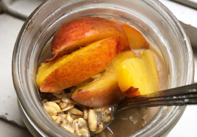 Peachy Ideas and Healthy Ways to Enjoy!